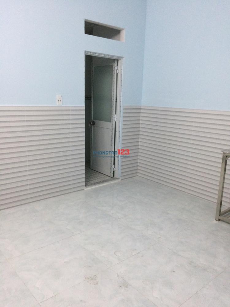 Phòng trọ cao cấp - nhà mới xây xong - ngay sau ĐH Ngoại Thương