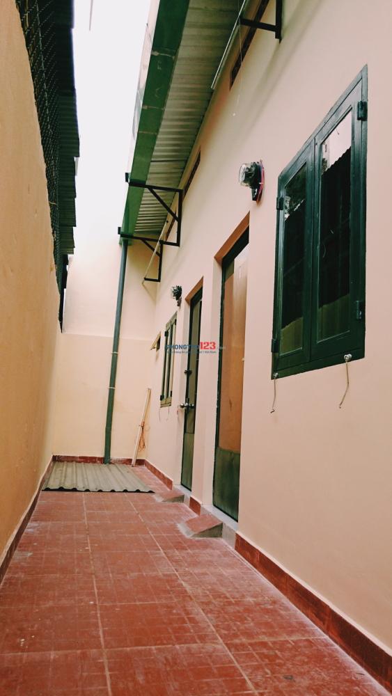 Phòng xây mới 100%, có sân, gác, bếp, 481 Trường Chinh, Tân Bình
