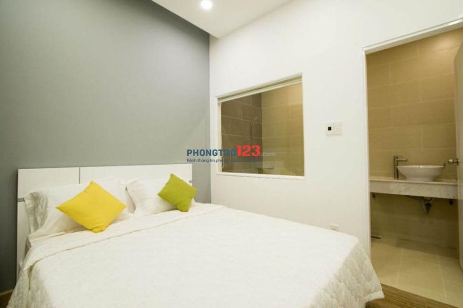 Cho thuê căn hộ cao cấp ngay dưới chân câu Nguyễn Văn Cừ tại Phạm Thế Hiển, Q.8