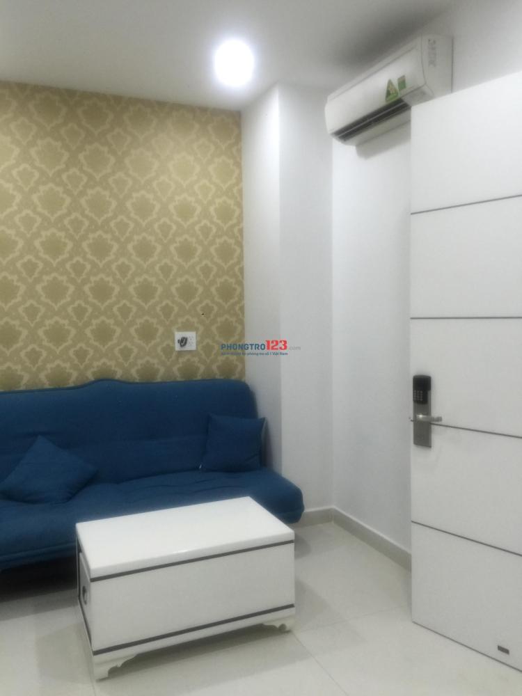 Cho thuê căn hộ cao cấp tại 80 Nguyễn Trãi, Quận 5