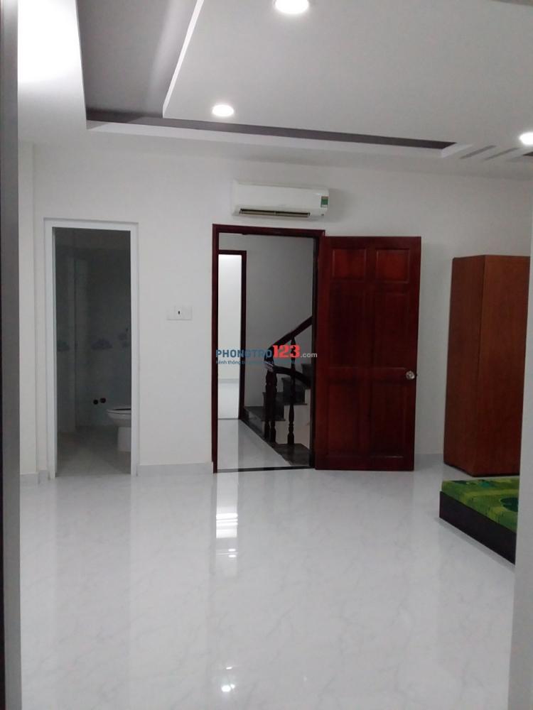 Cho thuê phòng riêng khu vực Tân Bình