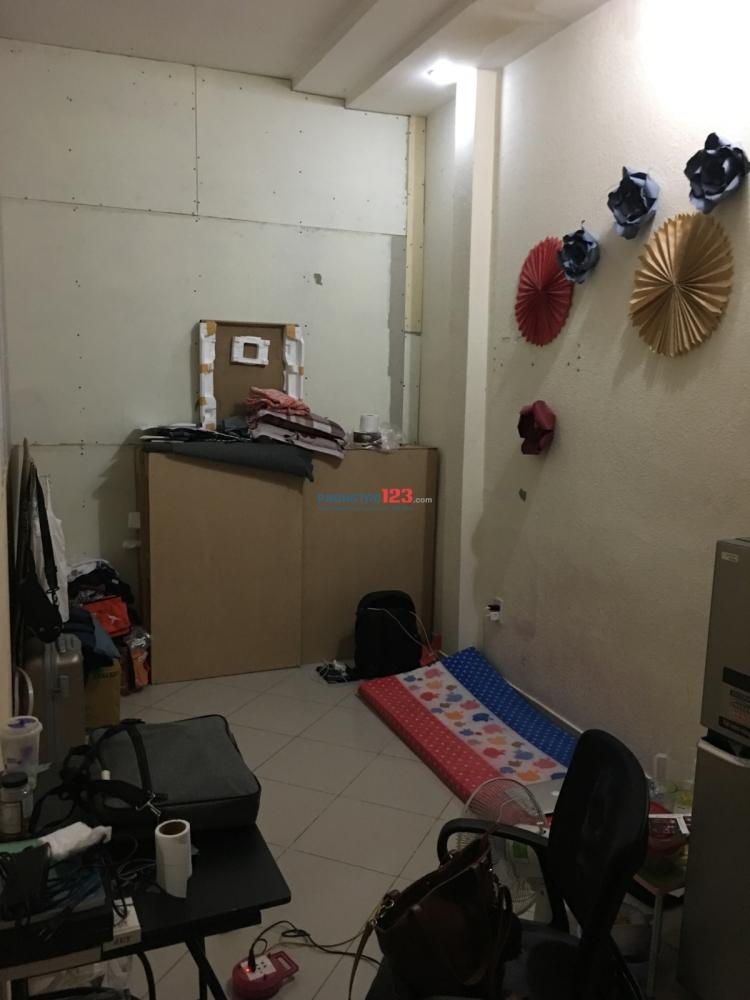 Cho thuê phòng trọ sạch sẽ - giờ giấc tự do - có chỗ để xe riêng
