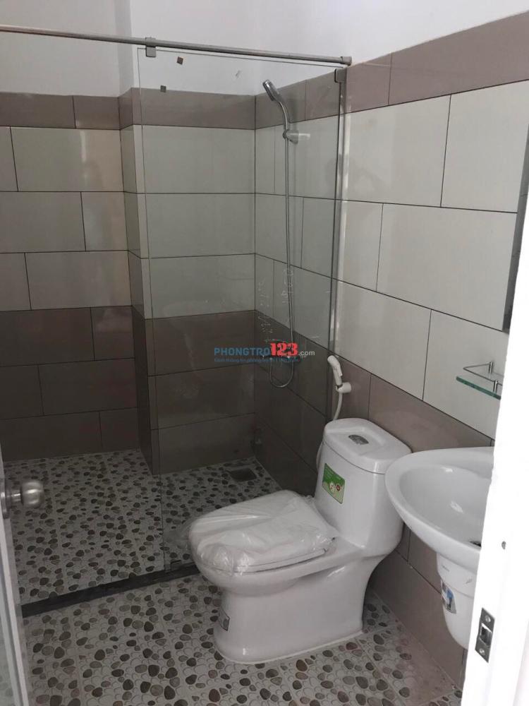 Phòng full nội thất, hẻm 45,Đường Nhiêu Tứ,Q.Phú Nhuận,Free: để xe, wifi, cáp, rác, phí an ninh,Giá 6,5tr