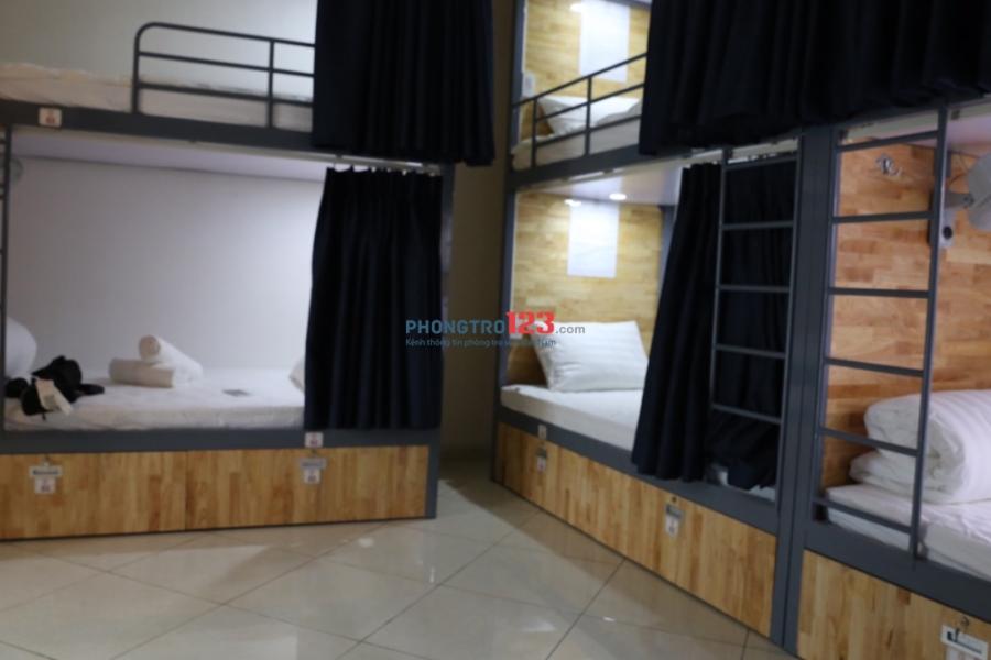 Cho thuê dịch vụ giường tầng Nguyễn Thị Định 115000/ngày