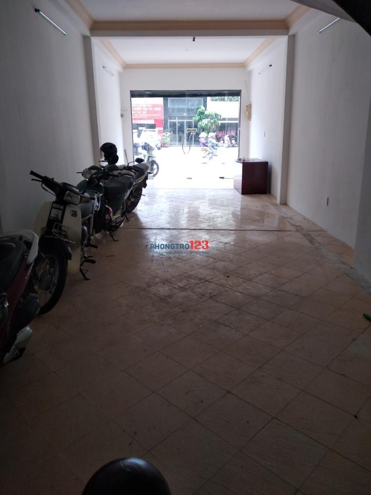Cho thuê nhà 4×23,1 trệt 3 lầu, mặt tiền đường Chu Văn An, Bình Thạnh