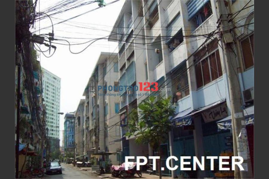 Share lại 1 phòng căn hộ chung cư 1A- 1B Nguyễn Đình Chiểu, P.Đa Kao, Q.1, TP.HCM