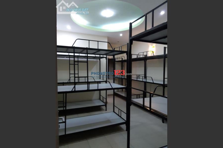 Phòng KTX giá rẻ dành cho sinh viên và người đi làm có thu nhập thấp