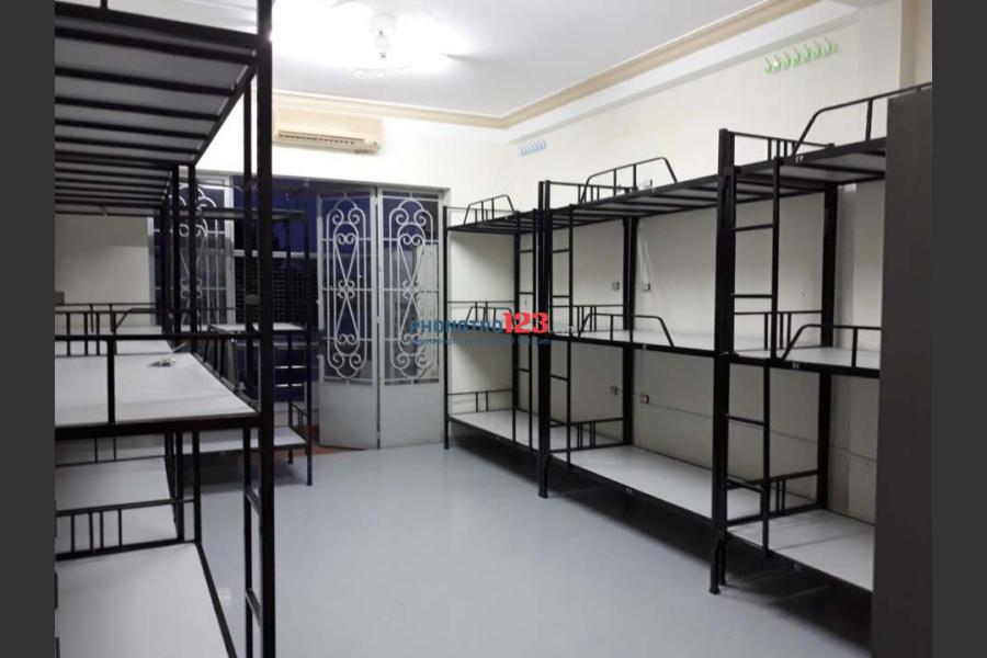 Cho thuê KTX giá rẻ ở đường Thành Mỹ, quận Tân Bình chỉ 450k/tháng