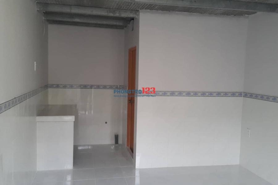 Phòng trọ cho thuê gần chợ Đường Thạnh Xuân 48, Thạnh Xuân, Q.12