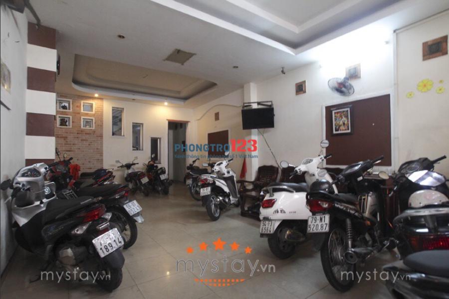 Căn hộ mini full nội thất mặt tiền Nguyễn Thông, ngay ga Sài Gòn