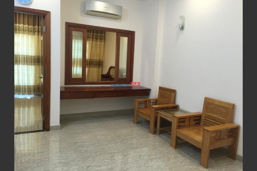 Cho thuê căn hộ mini cao cấp Quận 7 - HCM