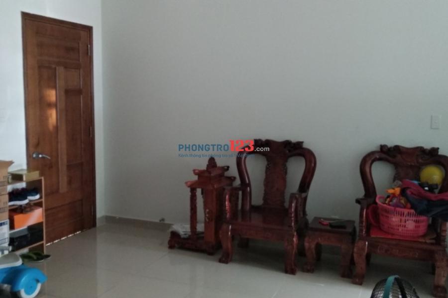Cho thuê dài hạn căn hộ chung cư BelleZa 45m2 nội thất gần full