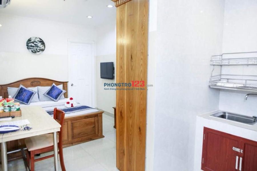 Cho thuê căn hộ 304 Trần Hưng Đạo, Quận 1 nơi sinh sống và làm việc lý tưởng cho gia đình của bạn