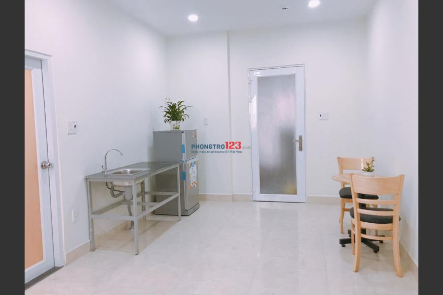 Phòng đầy đủ tiện nghi ngay CMT8, Bành Văn Trân, CV Lê Thị Riêng 5-7.5tr/th