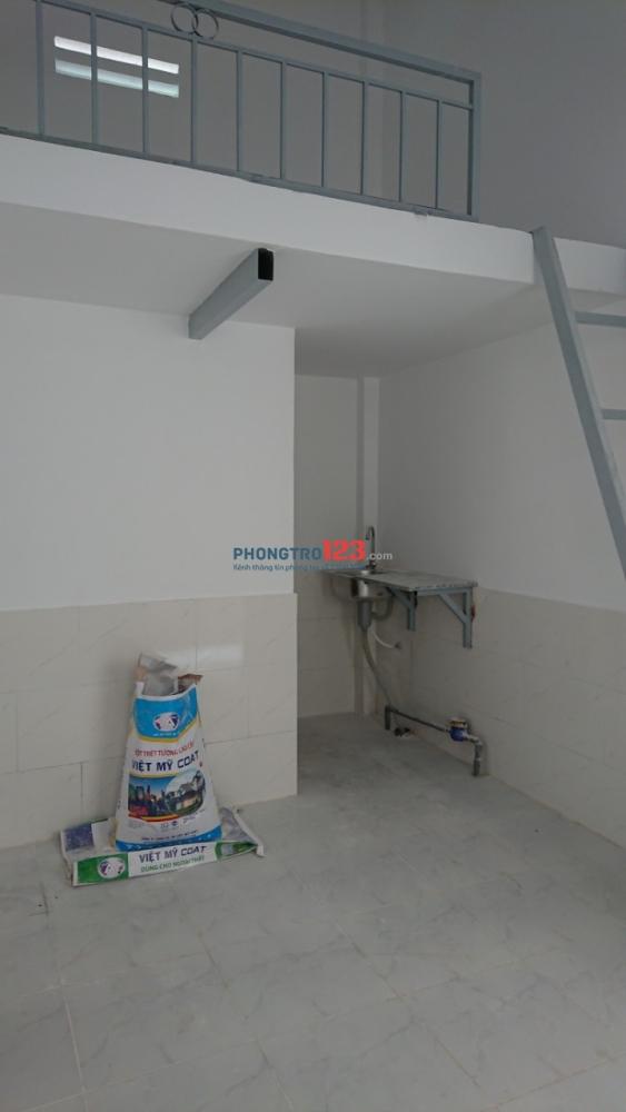 Cho thuê phòng mới xây trung tâm Quận Thủ Đức