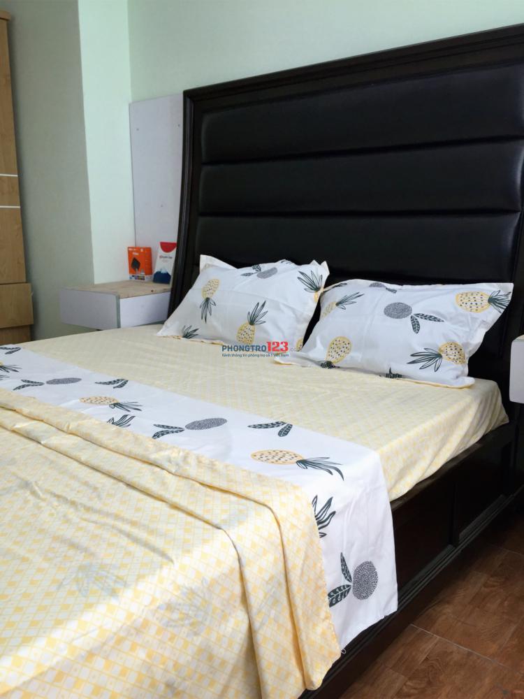 Căn hộ mini 35m2 mặt tiền đường Tây Thạnh- Tân Phú