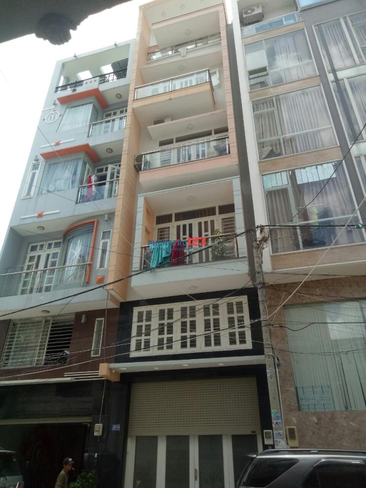 Phòng trọ 22m2, cực an ninh, giờ giấc tự do, gần Trường Trinh, kênh Hy Vọng