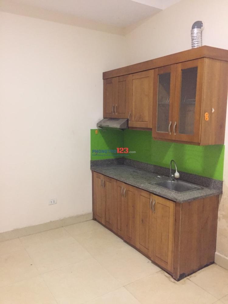 Chính chủ cho thuê căn hộ chung cư mini 96 Đê La Thành có đồ