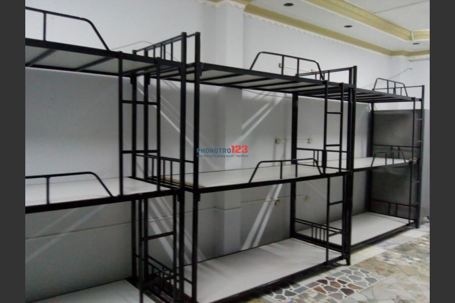 Ktx máy lạnh 600k/tháng gấn siêu thị Maximat Cộng Hòa