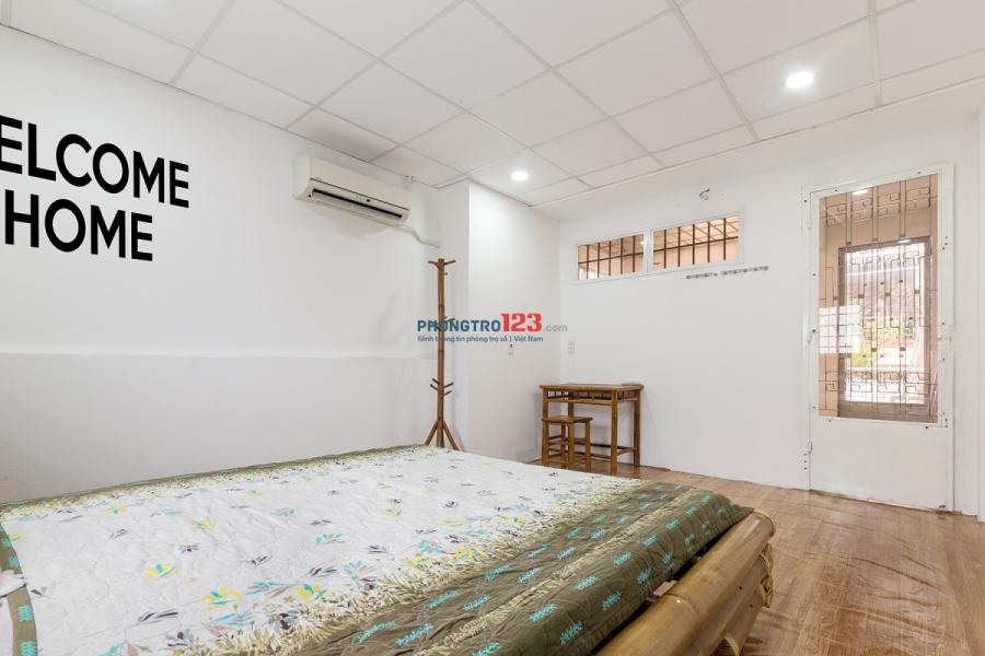Q.1 Nguyễn Trãi, phòng full nội thất 4tr/5tr