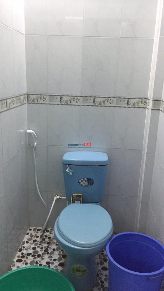 Nhà nguyên căn giá rẻ cho thuê ở Bình Quới, Bình Thạnh