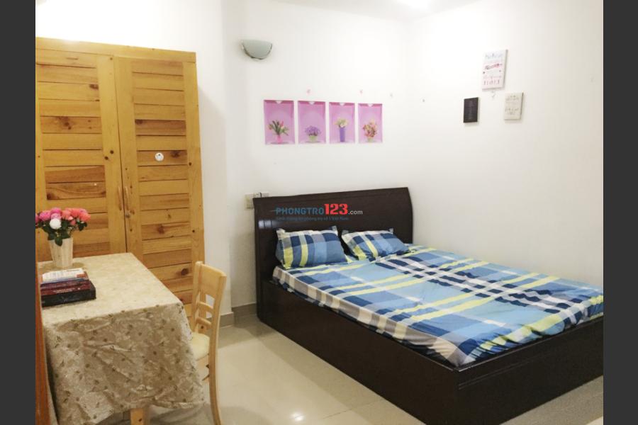 Căn hộ mini cho thuê, đầy đủ tiện nghi, 487 Cộng Hòa, quận Tân Bình