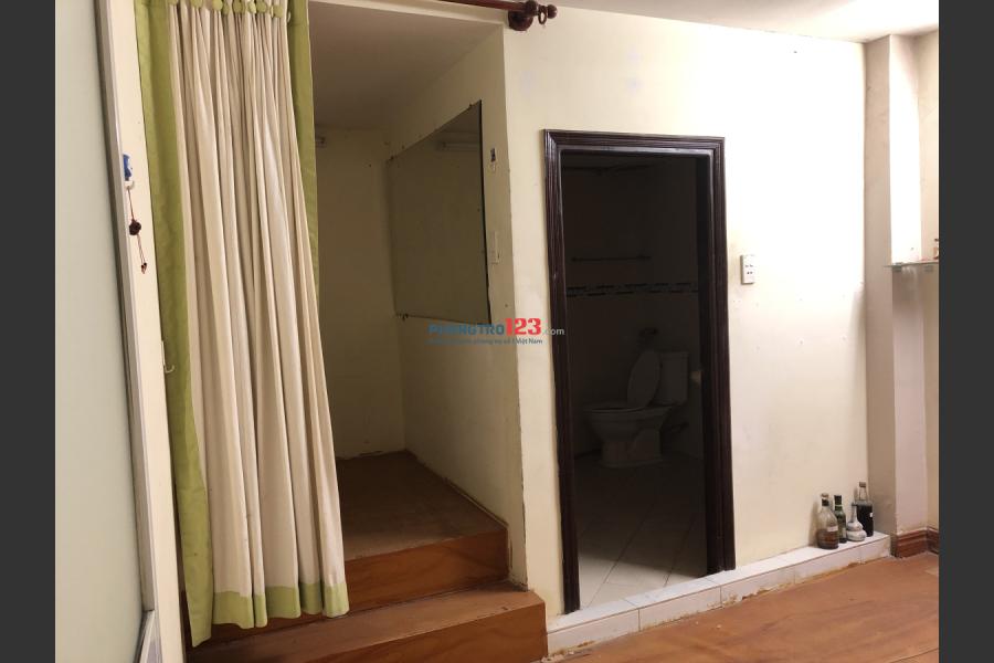 Cho thuê phòng rộng, thoáng, đẹp tại Quận 3