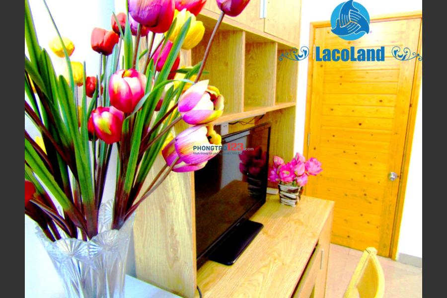 Cho thuê căn hộ,466 đường Lê Văn Sỹ, Quận 3