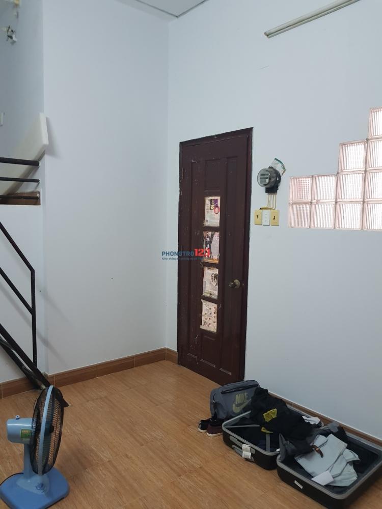 Cho thuê phòng khu cư xá Bắc Hải, gần công viên Lê Thị Riêng