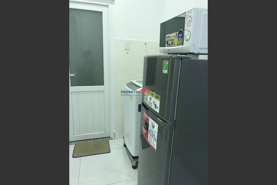 Cho thuê căn hộ dịch vụ 1Pn full nội thất Nguyễn Trãi, Quận 1 đẹp
