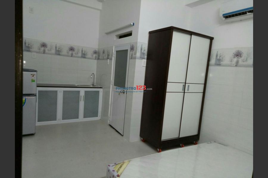 Full nội thất, phòng 40m2 6tr và căn hộ 1 phòng ngủ 25m2 5.5tr