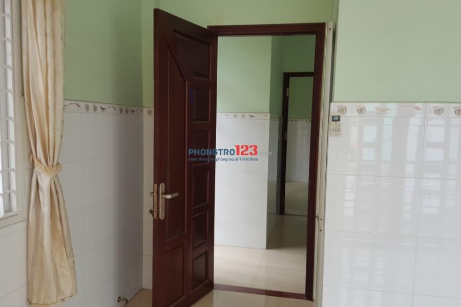 Cho thuê phòng Hẻm 79/13A Trần Văn Đang, P.9, Q.3. Giá 3.8Tr/Th