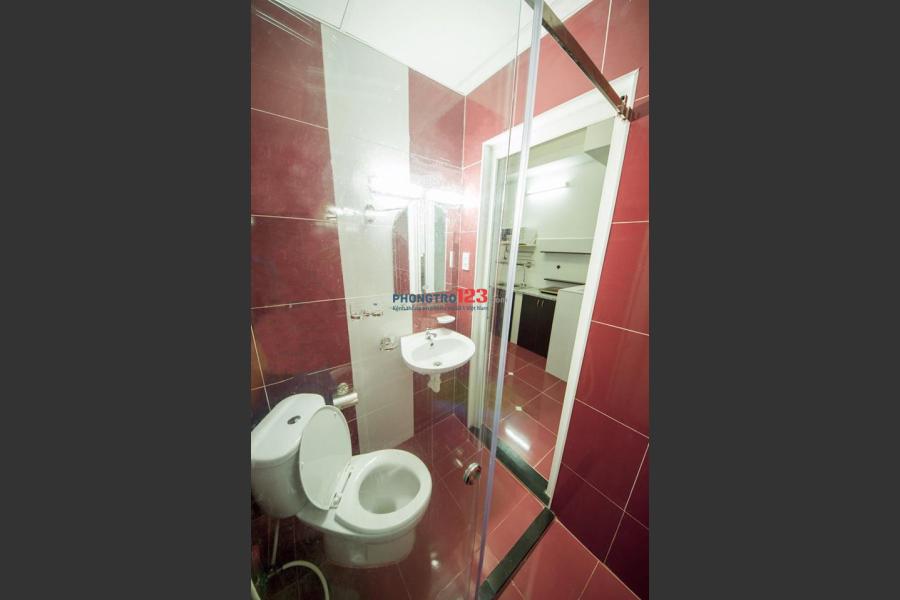 Cho thuê căn hộ cao cấp, full nội thất, 20 Phạm Văn Hai, quận Tân Bình