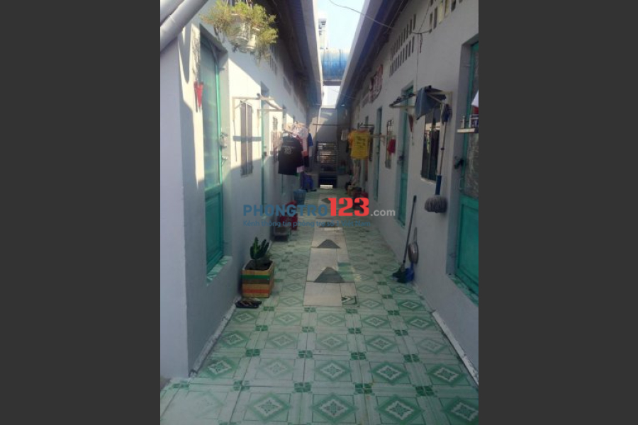 Cho thuê phòng trọ Giờ Giấc Tự Do giá rẻ 56/7/8 Trương Phước Phan , Quận bình tân