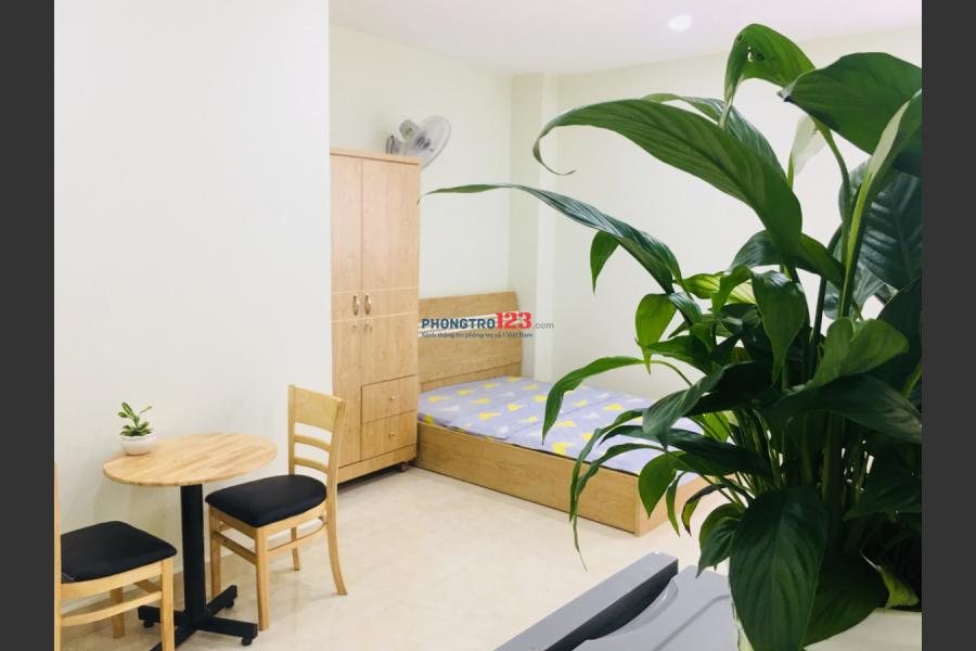 Cho thuê phòng trọ đầy đủ tiện nghi, full nội thất tại Q.Tân Bình ngay CMT8, Bành Văn Trân, CV Lê Thị Riêng