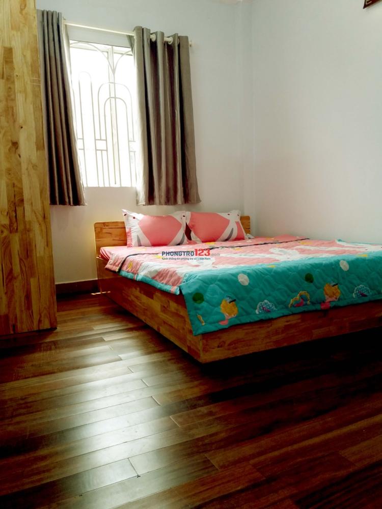 Cho thuê phòng đầy đủ tiện nghi Q.1