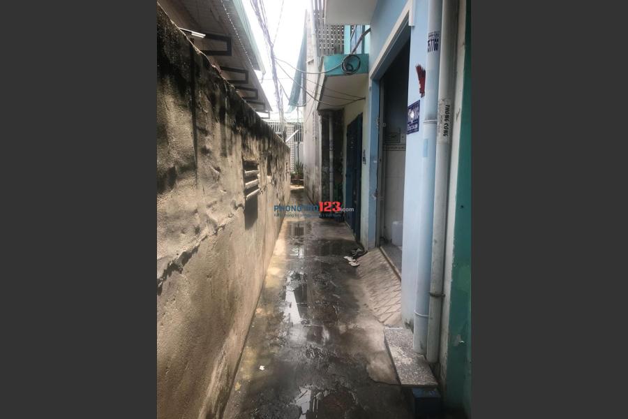 Phòng trọ trung tâm thành phố Vũng Tàu 176/10.5 Trương Công Định