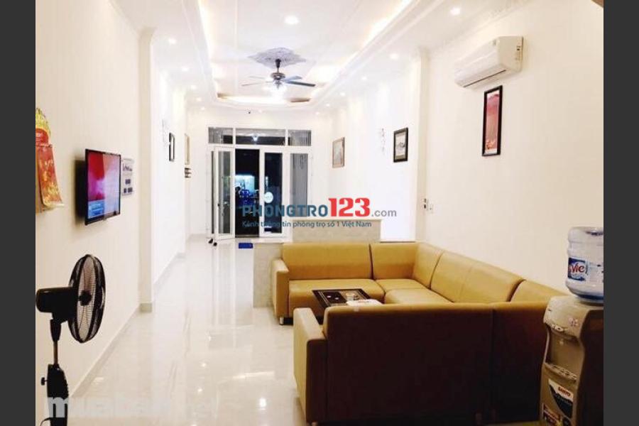 Căn hộ studio tại Quận 1, ngay trung tâm Sài Gòn