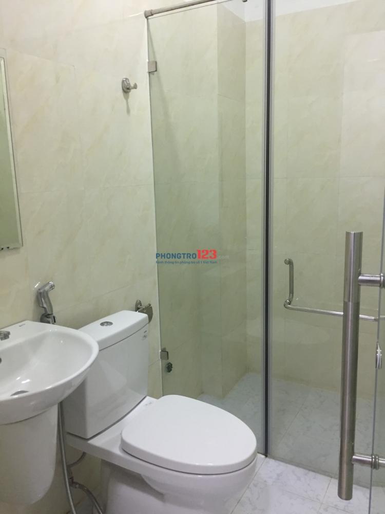 Căn hộ mini 30m2, gần Cao Đẳng Hoa Sen, cửa sổ cực thoáng, giá cực rẻ