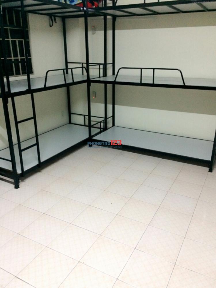 KTX máy lạnh giá rẻ 700k  gần công viên Gia Định