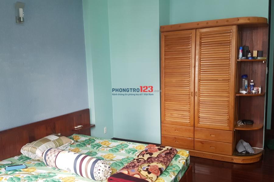 Phòng trọ rộng cho sinh viên tại đường Nguyễn Văn Thương (D1 cũ)
