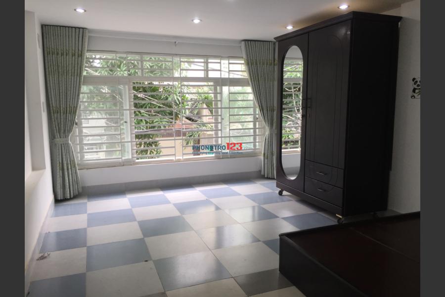 Cho thuê phòng đường Trần Trọng Cung gần Vincom Q.7
