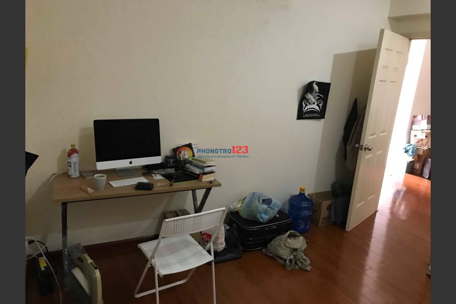 Thuê phòng trong căn hộ chung cư Quận 2