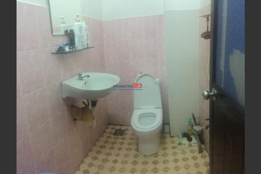 Tìm bạn nữ ở ghép Quận Tân Bình (Phòng đầy đủ tiện nghi)