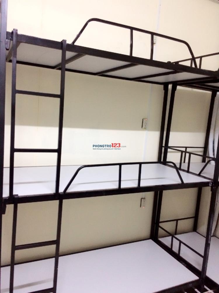 Siêu rẻ, phòng KTX máy lạnh giá 450k gần chợ Tân Bình