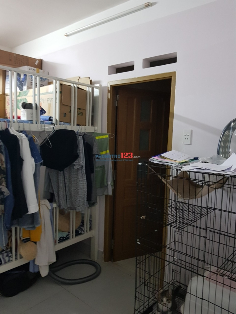 Cho thuê phòng trọ nữ làng Đại Học B