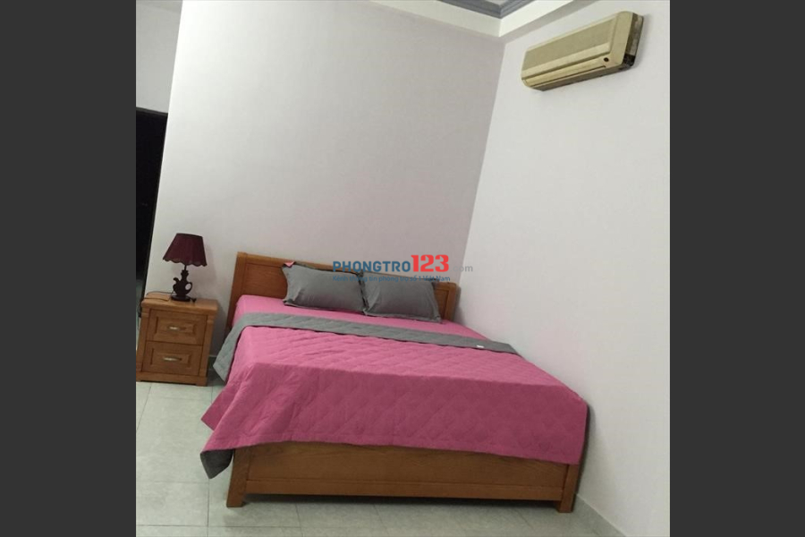 Phòng đầy đủ tiện nghi Bảy Hiền, Tân Bình