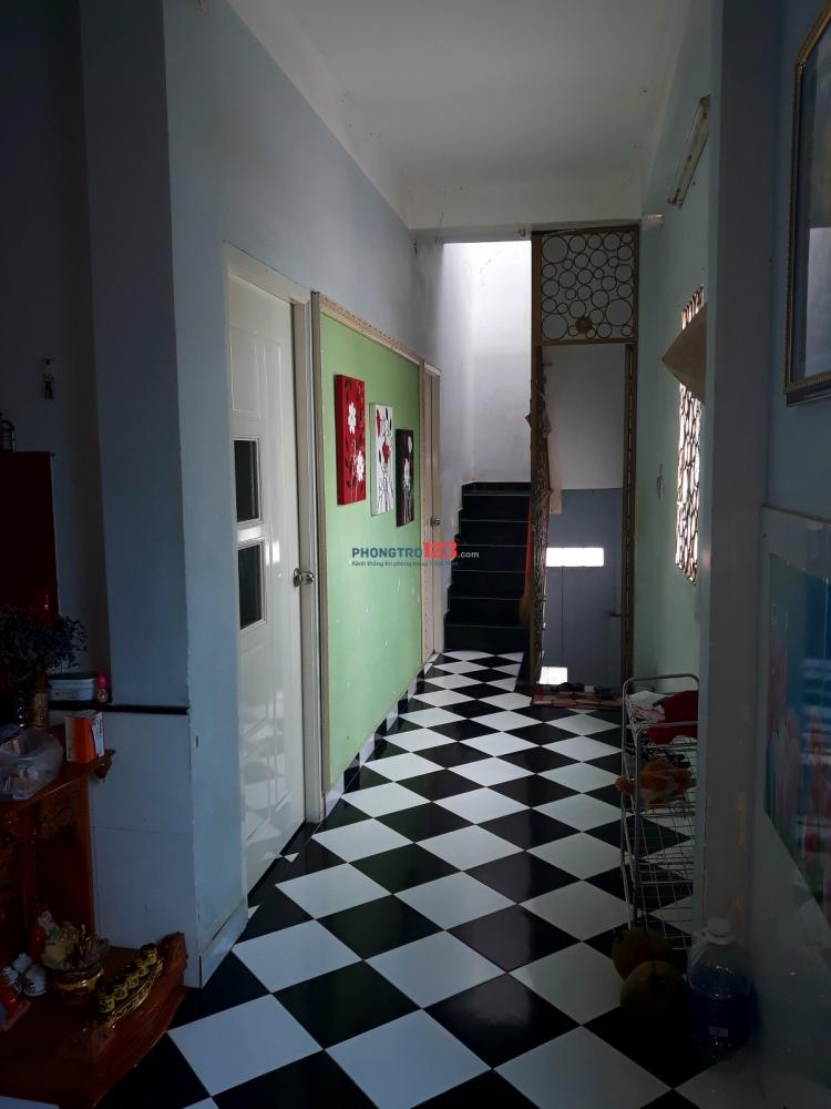 Cho thuê tầng 1+2 có máy lạnh, 140 m2