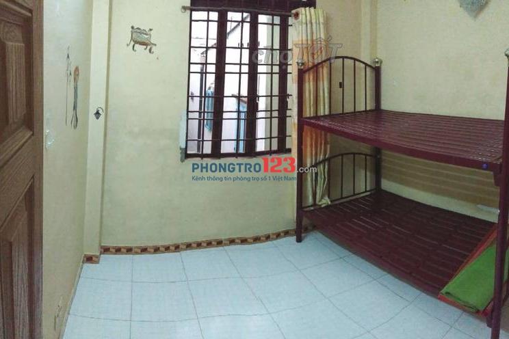 Cho thuê phòng trọ sạch sẽ giá rẻ gần Đại Học Bách Khoa HCM