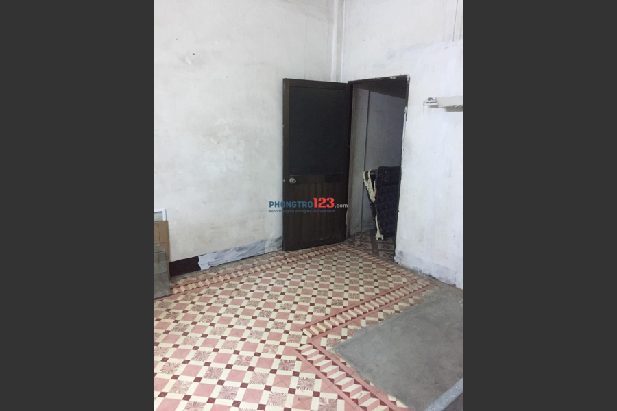 Cho thuê phòng trọ nữ mặt tiền Phạm Thế Hiển, Q.8